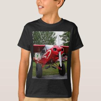Red and white aircraft, Alaska T-Shirt