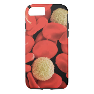 Red And White Blood Cells iPhone 7 Case