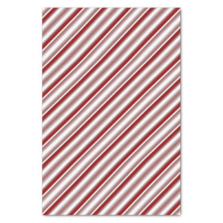 Red and White Candy Cane Stripes or Choose Color Tissue Paper