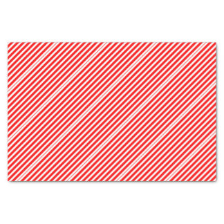 Red and White Christmas Magic Tissue Paper