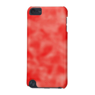 Red and White Mottled iPod Touch 5G Case