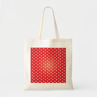 Red and White Polkadot Heaven Bags