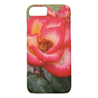 Red and White Rose iPhone 8/7 Case