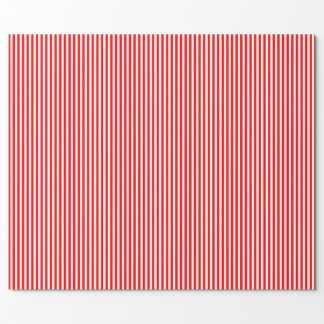 Red and White Striped