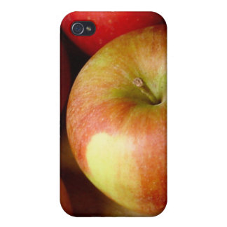 Red and Yellow Apples Covers For iPhone 4