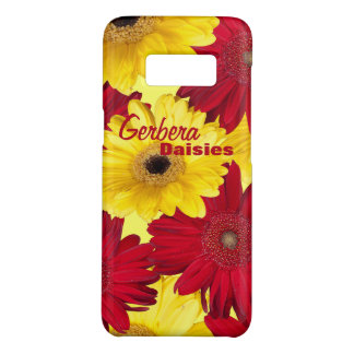 Red and Yellow Gerber Daisy Photograph Case-Mate Samsung Galaxy S8 Case