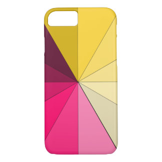 red and yellow iPhone 8/7 case