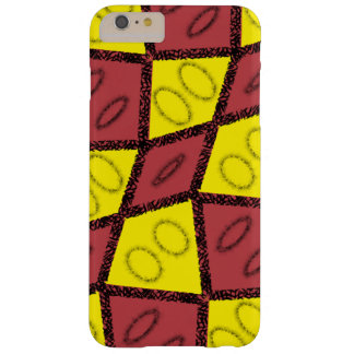 Red and yellow phone case