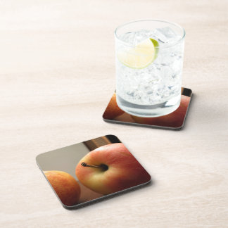 Red Apple 1 Drink Coasters