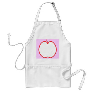 Red Apple. Aprons