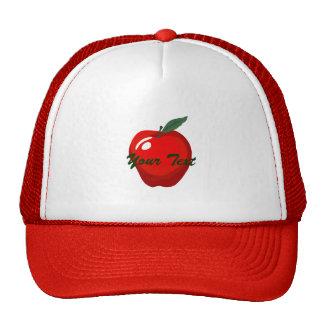 Red Apple Hat