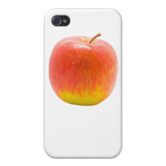 Red Apple iPhone 4/4S Covers