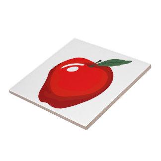 Red Apple Kitchen Tile