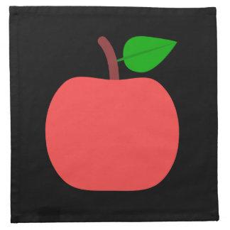 Red Apple Napkin