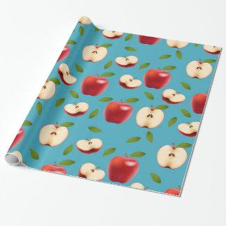 Red Apple Pattern