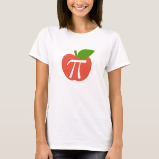 Red Apple Pi T-Shirt