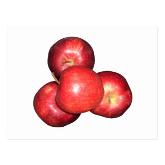 Red Apple Postcard