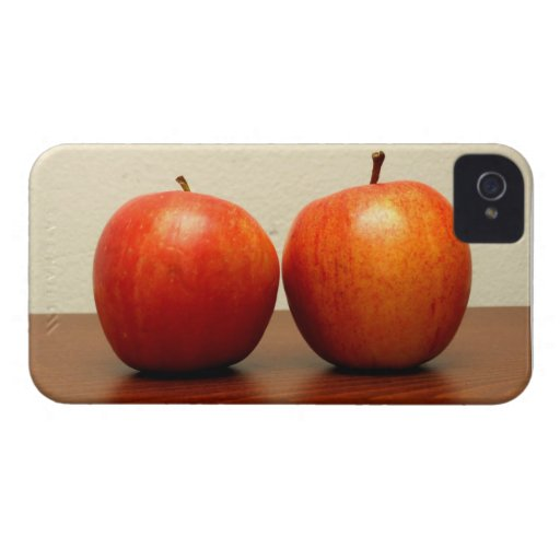 Red Apples Blackberry Bold Case