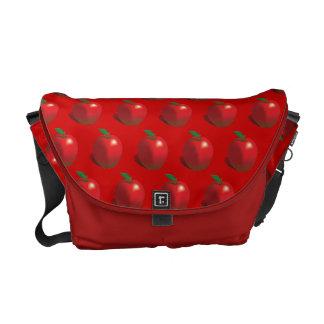 Red Apples Messenger Bag
