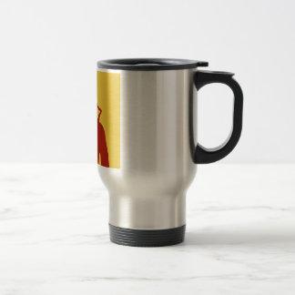 Red Army Soldier Travel Mug