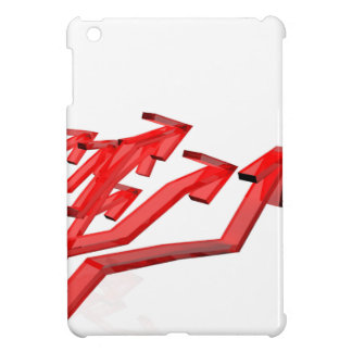 Red arrows cover for the iPad mini