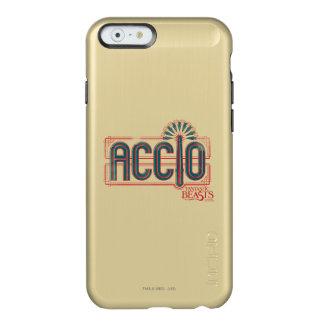 Red Art Deco Accio Spell Graphic Incipio Feather® Shine iPhone 6 Case