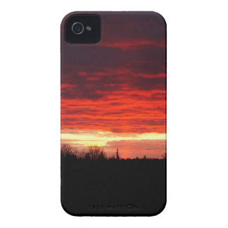 Red at Night, sailors delight iPhone 4 Case
