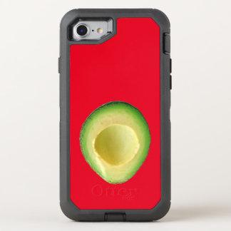 Red Avocado Love 4Linda OtterBox Defender iPhone 8/7 Case