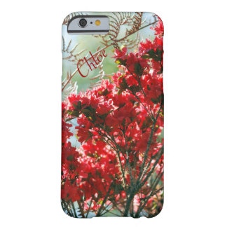 Red Azaleas for Chloe Barely There iPhone 6 Case