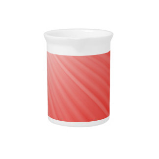 red background pitcher