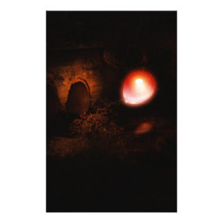Red Balloon and Culvert2 Stationery
