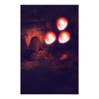 Red Balloon and Culvert Stationery
