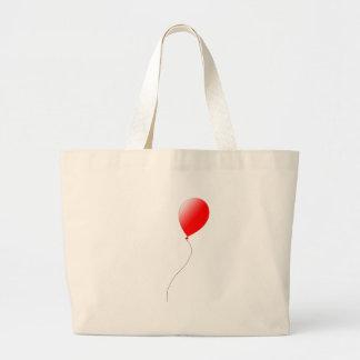 Red Balloon Jumbo Tote Bag