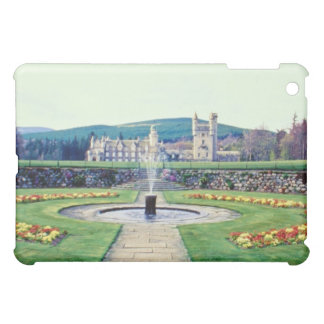 Red Balmoral gardens, Scotland flowers Case For The iPad Mini
