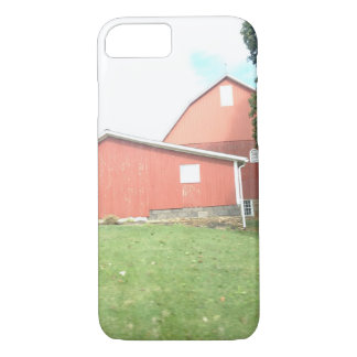 Red Barn iPhone 7 Case