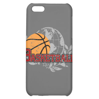 Red Basketball and Gifts iPhone 5C Case