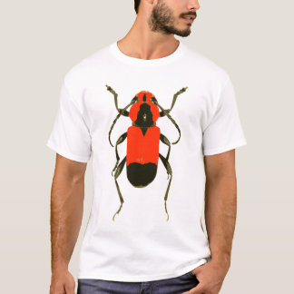 Red beetle shirt