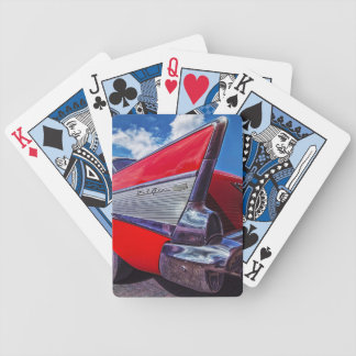 Red Bel Air Poker Deck