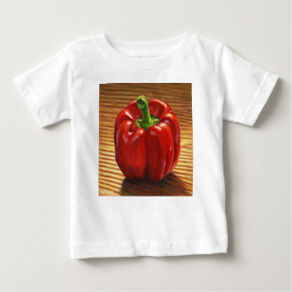 Red Bell Pepper Baby T-Shirt