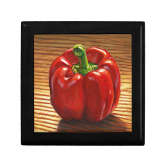Red Bell Pepper Gift Box