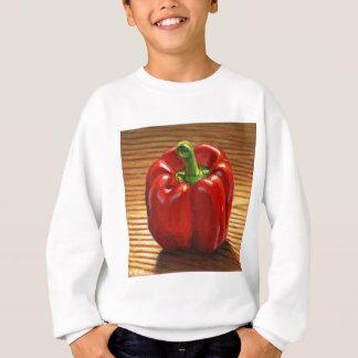 Red Bell Pepper Sweatshirt
