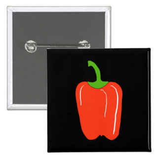 Red Bell Pepper Whole Buttons