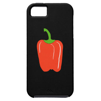 Red Bell Pepper. Whole. iPhone 5 Covers