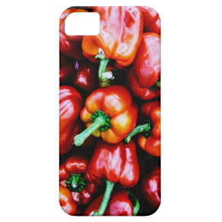 Red Bell Peppers Barely There iPhone 5 Case