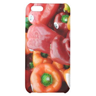 Red Bell Peppers iPhone 5C Covers