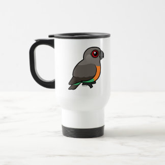 Red-bellied Parrot Mugs