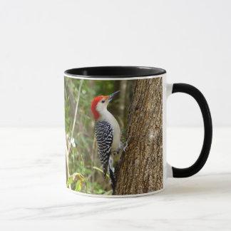 Red Bellied Woodpecker Mug