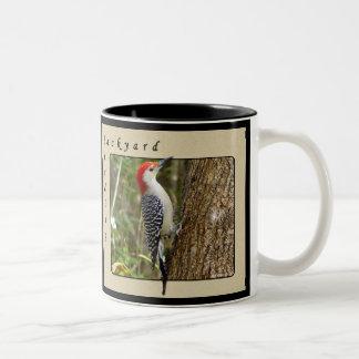 Red Bellied Woodpecker Mug 2