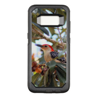 Red-Bellied Woodpecker Photo OtterBox Commuter Samsung Galaxy S8 Case