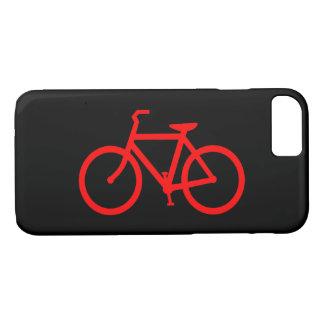Red Bike iPhone 8/7 Case